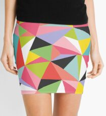 Geo Jane Mini Skirt