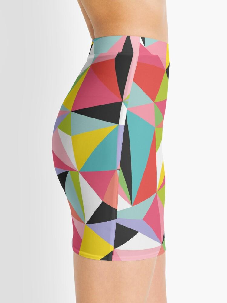 Alternate view of Geo Jane Mini Skirt