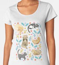 My Cats Women's Premium T-Shirt