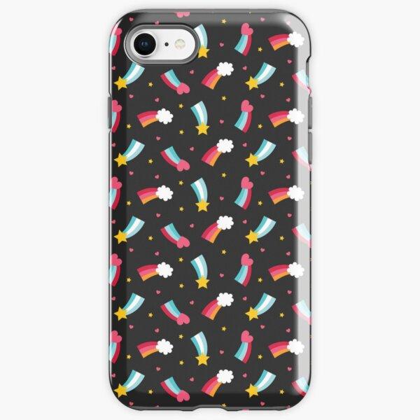 Little Rainbows iPhone Tough Case
