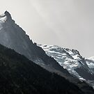 Good morning, Chamonix by Marcel Ilie