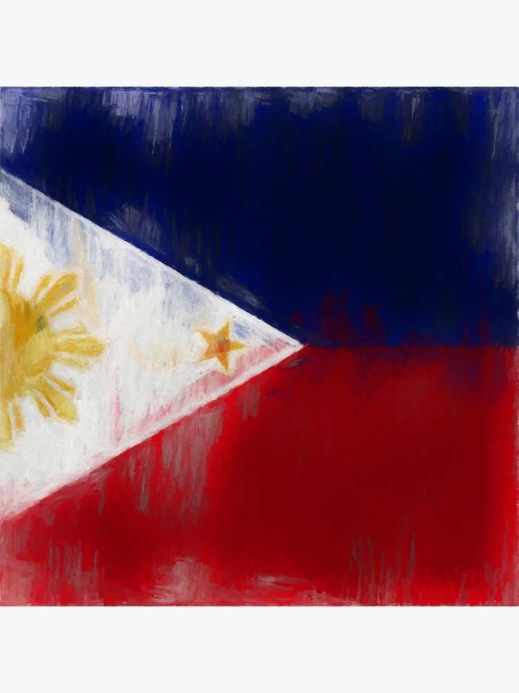 Filipino Flag No. 1, Series 2 by 8th-and-f