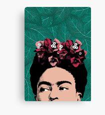 Lienzo Retrato de Frida Kahlo