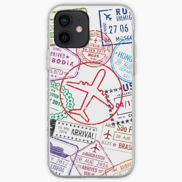 travel iPhone Soft Case