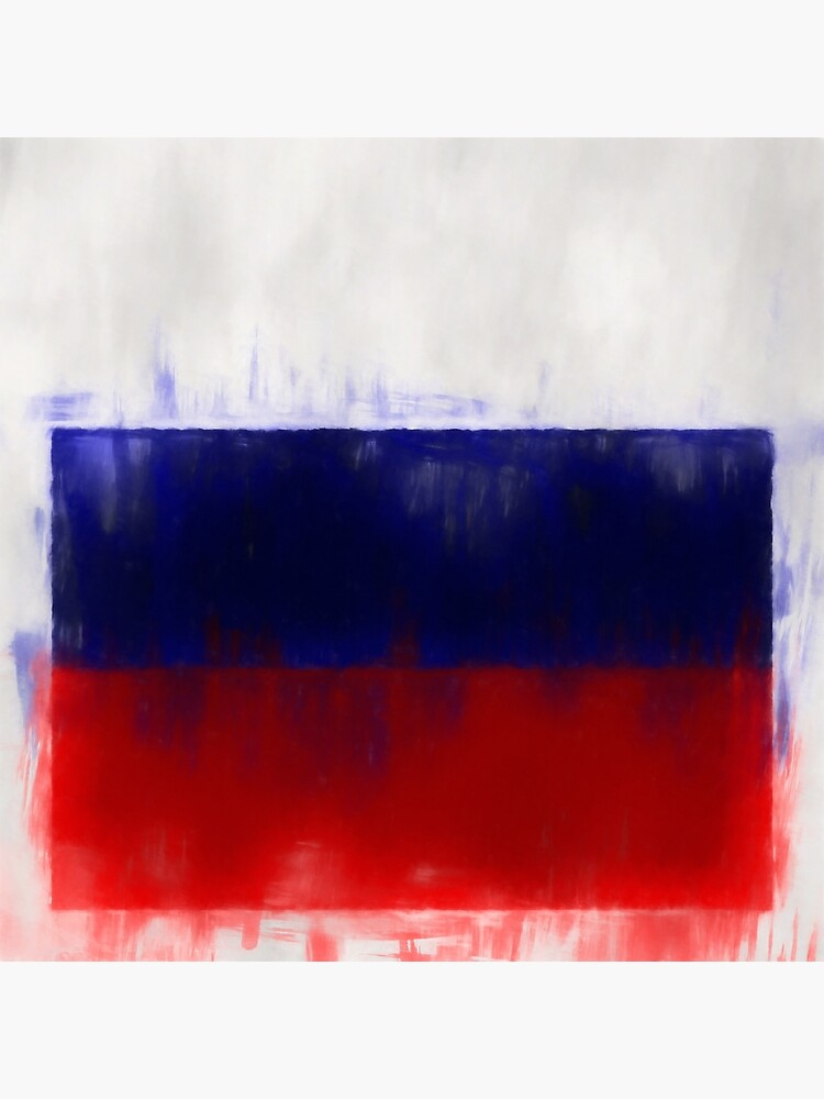 Russian Flag No. 2, Series 1 by 8th-and-f
