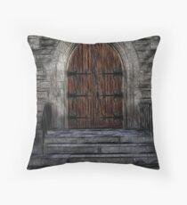 doorway Throw Pillow