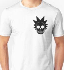 Rick Skeleton Unisex T-Shirt