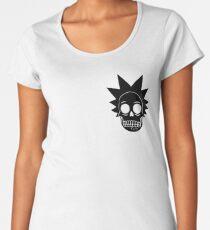 Rick Skeleton Women's Premium T-Shirt