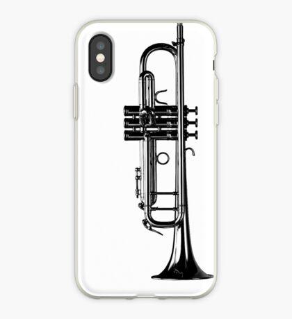trumpet iPhone Case