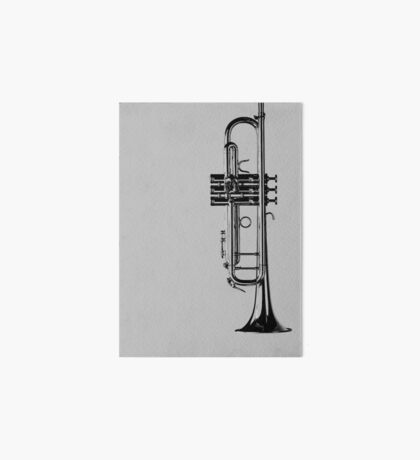 trumpet Art Board