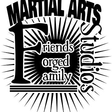 Martial Arts Studios by telodbaico