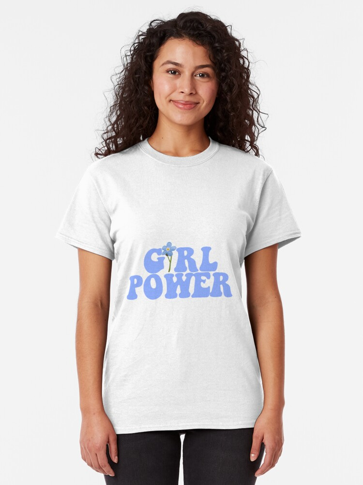 Alternate view of GIRL POWER - Style 13 Classic T-Shirt