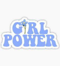 GIRL POWER - Style 13 Sticker