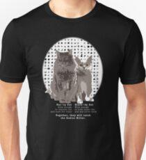 Party Cat & Scaredy Cat Unisex T-Shirt