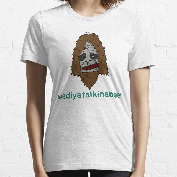 Wadiyatalkinabeet Essential T-Shirt