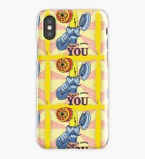 REALITY NEEDS YOU iPhone Case/Skin