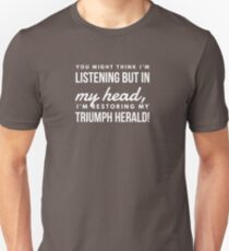 Triumph Car T-Shirts | Redbubble
