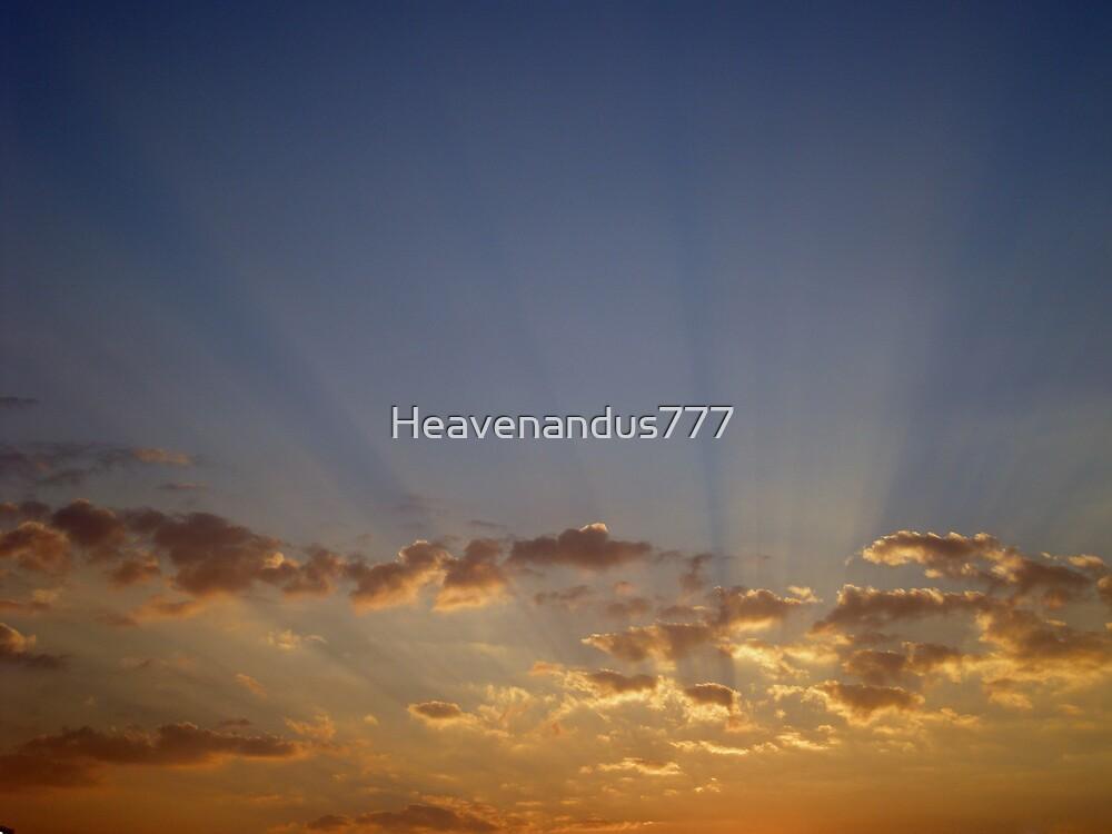 Turn Your Eyes Upon Jesus by Heavenandus777