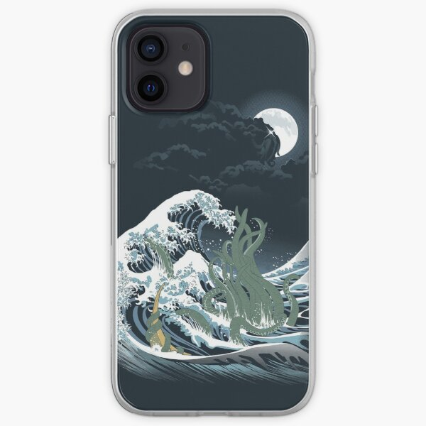The Wave Off  R'lyeh  iPhone Soft Case