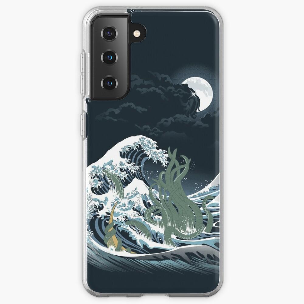 The Wave Off  R'lyeh  Case & Skin for Samsung Galaxy
