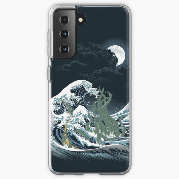 The Wave Off  R'lyeh  Samsung Galaxy Soft Case