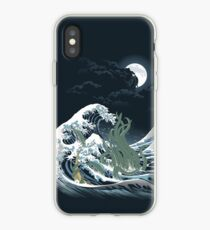 The Wave Off  R'lyeh  iPhone Case