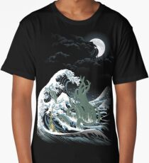 The Wave Off  R'lyeh  Long T-Shirt