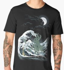 The Wave Off  R'lyeh  Men's Premium T-Shirt