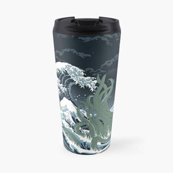 The Wave Off  R'lyeh  Travel Mug