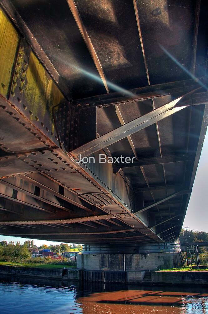 Under the bridge . by Jon Baxter