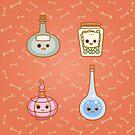 Magic potions by alapapaju