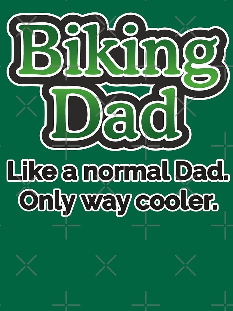 Biking Dad by CycloBuzz