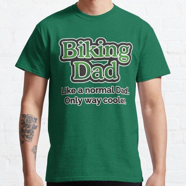 Biking Dad Classic T-Shirt