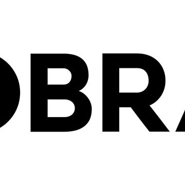 Cobra TV Logo - White - Side design by CobraTV