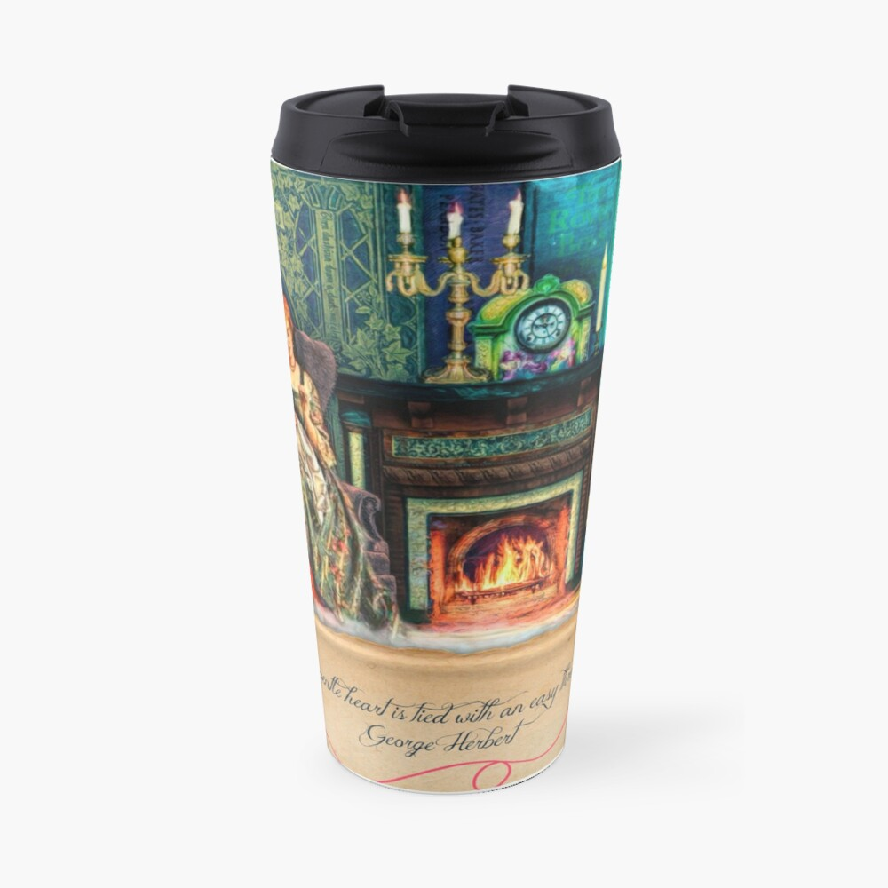 A Stitch In Time November Travel Mug