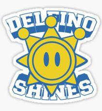 Delfino Shines - Colour Sticker