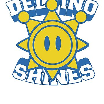 Delfino Shines - Colour by RType88