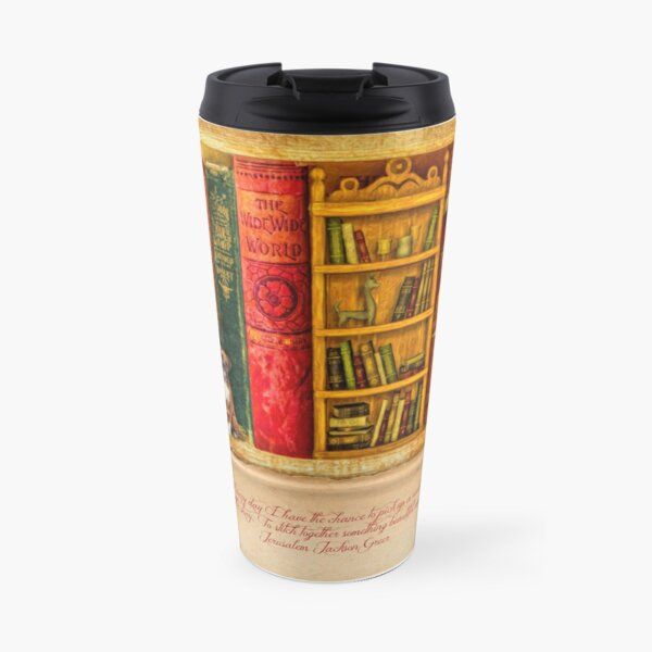 A Stitch In Time October Travel Mug