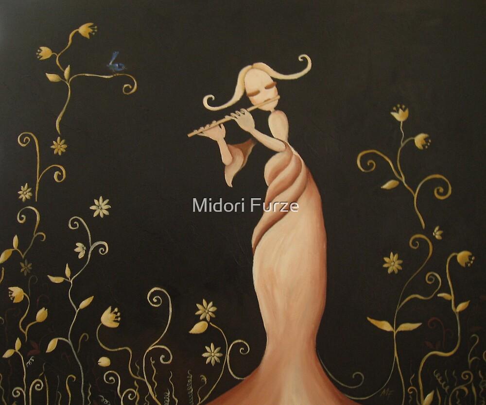 Spring in E major by Midori Furze