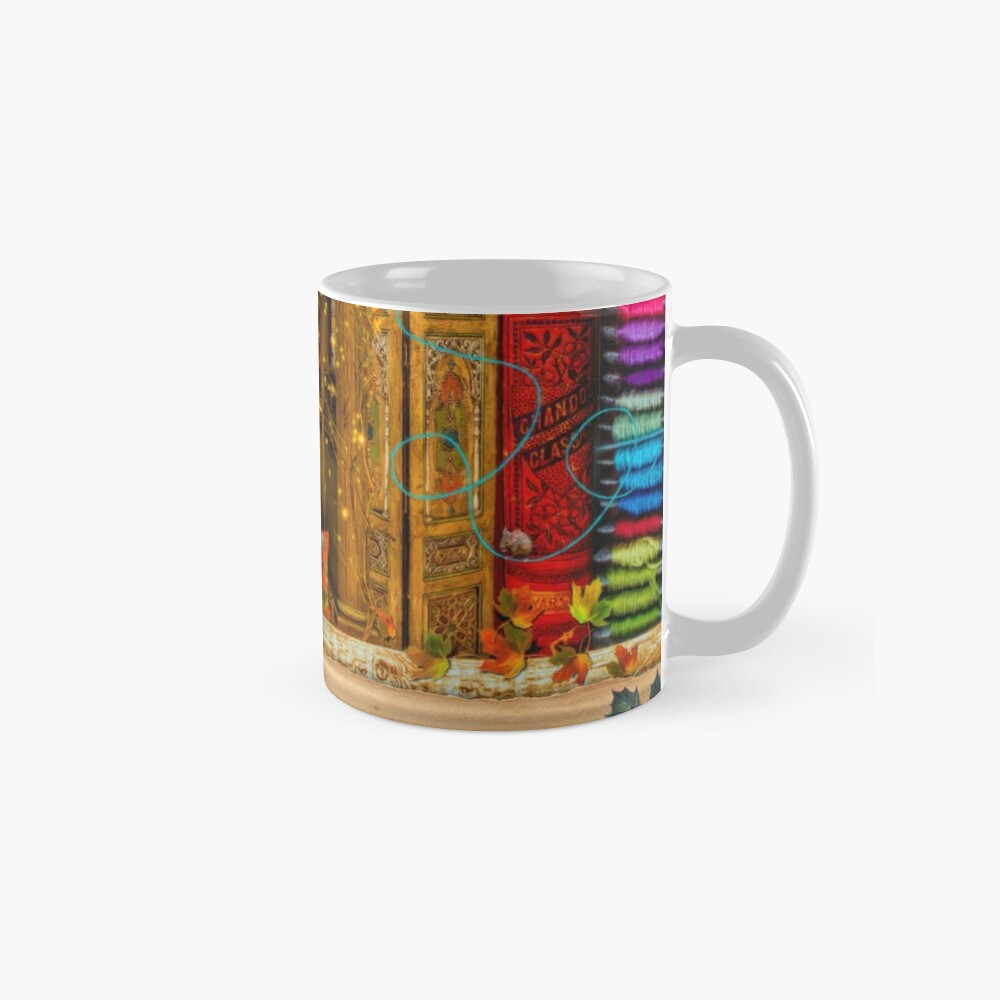 A Stitch In Time August Mugs