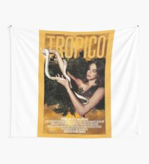 Lana Del Rey Tropics SINGLE bearbeiten Wandbehang