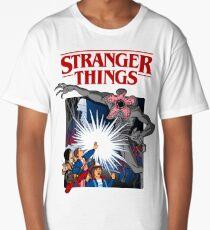 Stranger Things Animated Series Long T-Shirt