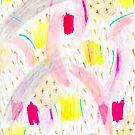 Pastel Doodles by sandra arduini