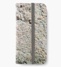 cement iPhone Wallet/Case/Skin