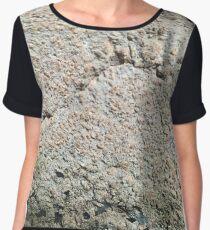 cement Women's Chiffon Top