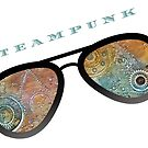 STEAMPUNK SUNGLASSES  by Nicola Furlong