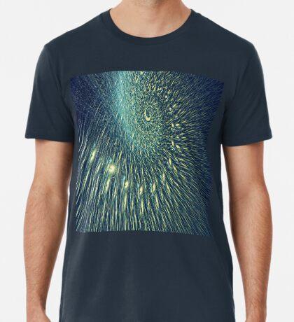 Fractal rain Premium T-Shirt