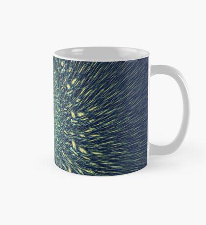 Fractal rain Mug