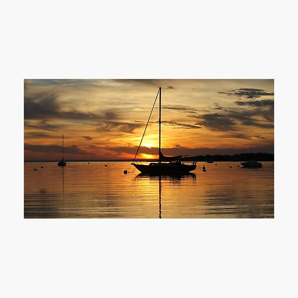 Some Sunsets Are Better Than Others Photographic Print