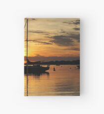 Some Sunsets Are Better Than Others Hardcover Journal